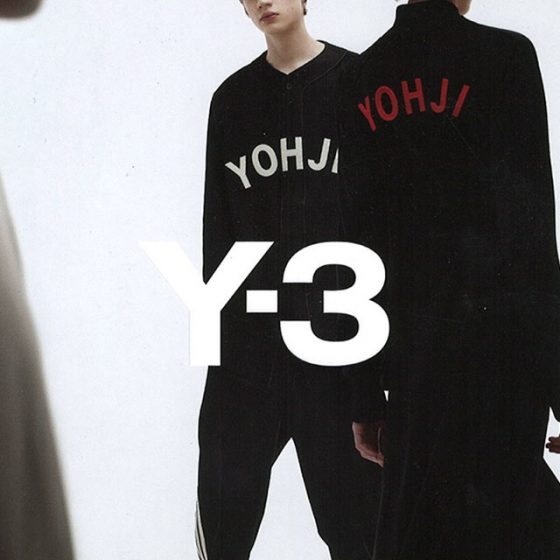 HOW TO FIND OUT THE SEASON OF Y-3 (Yohji Yamamoto x adidis)