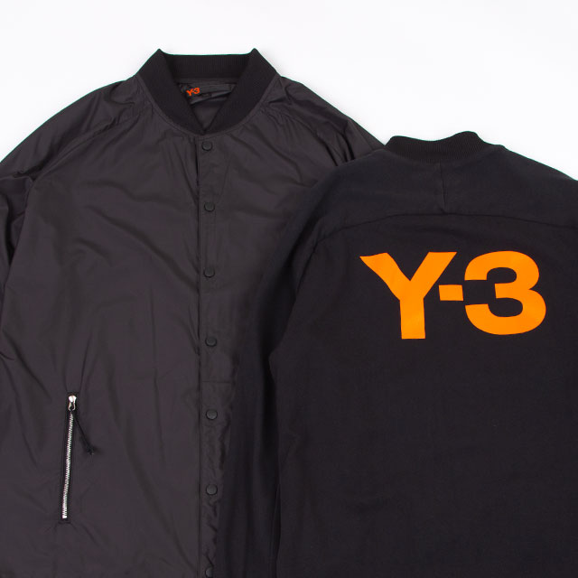 Y-3 Layered 2 Ways Blouson