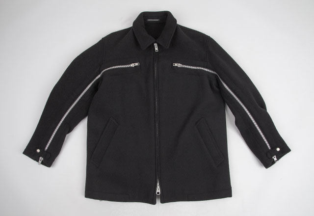 Yohji Yamamoto POUR HOMME 6.1 THE MEN Zip Design Jacket