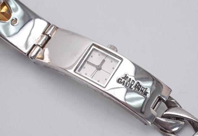 Jean Paul GAULTIER Chain Bracelet Watch