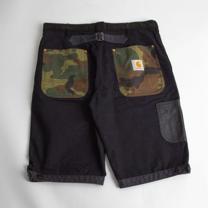 JUNYA WATANABE MAN COMME des GARCONS×Carhartt Camo Pocket Half Pants