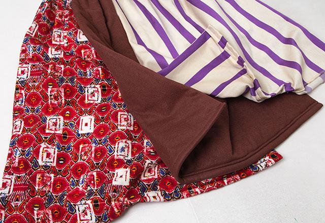 2008S/S COMME des GARCONS Triple purses Design Pants