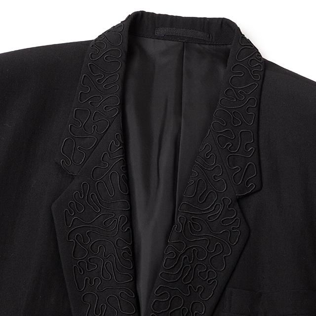 COMME des GARCONS HOMME PLUS Lapel Design Jacket