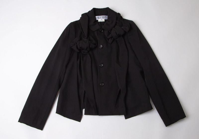 """""""Comme Comme"""" COMME DES GARCONS Bow Design Jacket"""