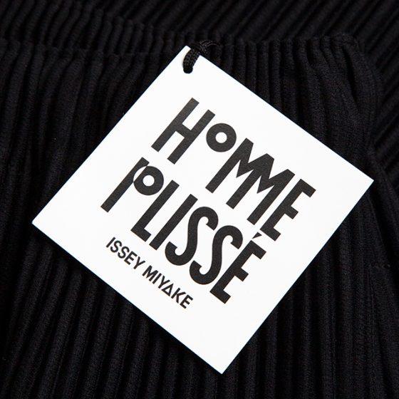 HOMME PLISSE ISSEY MIYAKE Wide Pleated Pants