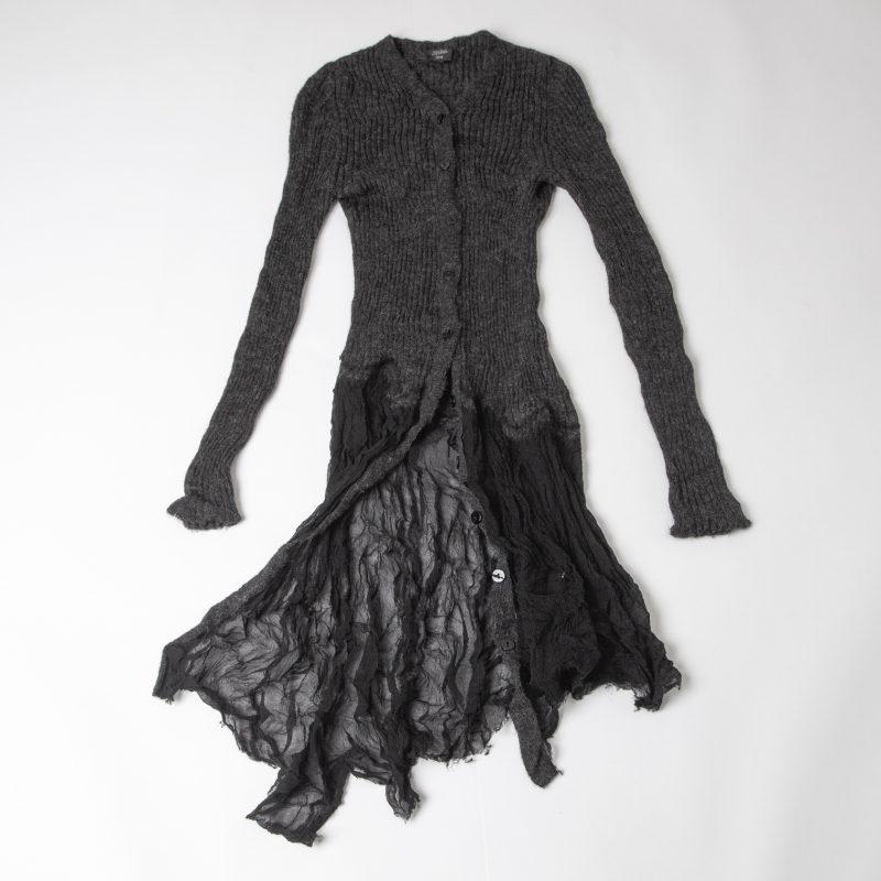 Jean Paul GAULTIER FEMME Switching Knit Cardigan