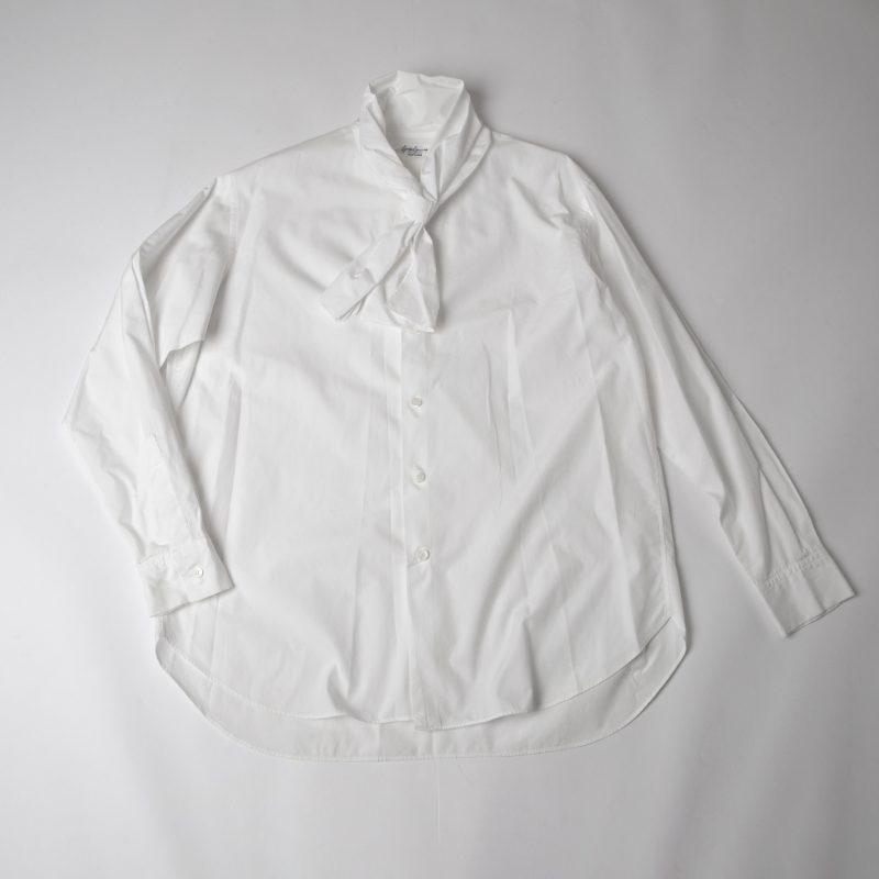 Yohji Yamamoto POUR HOMME Stole Collar Shirt