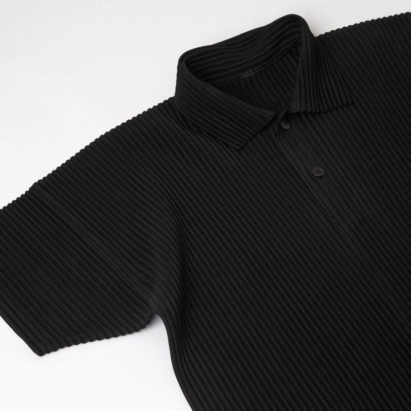 HOMME PLISSÉ ISSEY MIYAKE Pleats Polo-shirt