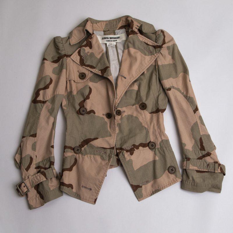 JUNYA WATANABE COMME des GARCONS Camo Switching Design Jacket