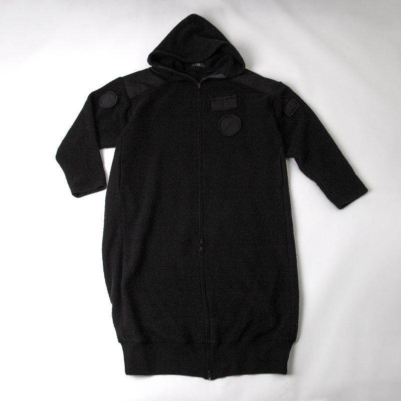 Y's (Yohji Yamamoto) 2020A/W Wappens Hoodie Zip Coat