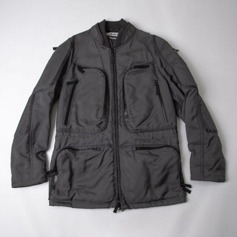 ISSEY MIYAKE MEN Thinsulate Multi Pockets Design Blouson