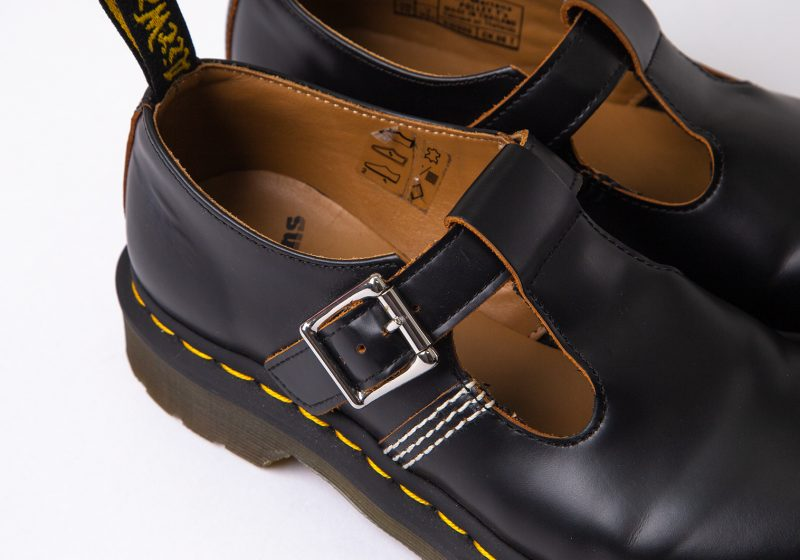 Y's Yohji Yamamoto x Dr Martens POLLEY T-BAR STRAP Shoes